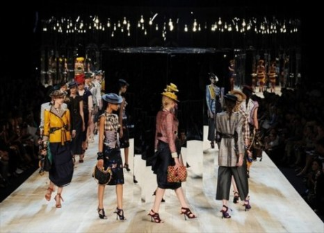 На проходящей в эти дни недели моды в Нью-Йорке New York Fashion Week свои весенние коллекции представили дизайнеры Марк Джейкобс и Каролина Херрера, лейблы Rock&Republic и Diesel. Фото: fashiony.ru