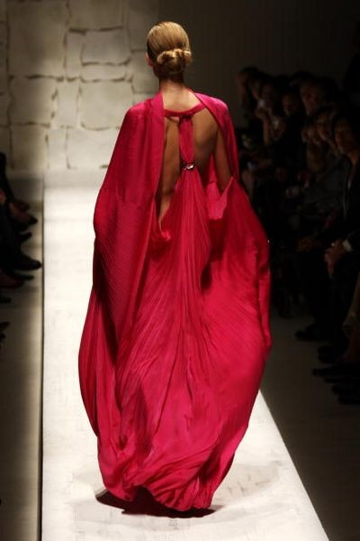 Показ весенне-летней коллекции Salvatore в рамках Недели высокой моды в Милане. Фото: Ferragamo FILIPPO MONTEFORTE/AFP/Getty Images