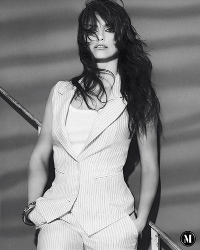 Penelope Cruz — Mango Spring/Summer 2009 ad campaign. Фото с etoday