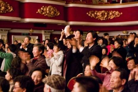 Все попытки КПК сорвать представление DPA в Сеуле повалились. Концерты прошли с огромным успехом. Фото: Ли Мин/ The Epoch Times