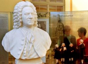 Бюст И. С. Баха в музее Баха в Ляйпциге. При жизни Бах не получил одобрения за свои композиции. Фото: Wolfgang Kluge/AFP