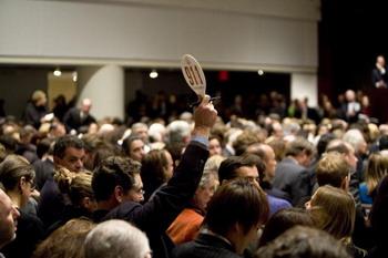 Зал Аукционного дома Christie's в Нью-Йорке. Фото: Ramin Talaie/Getty Images