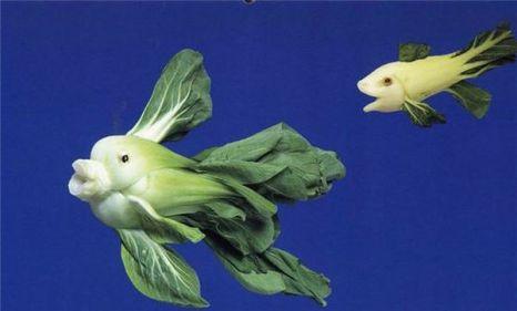 Когда поварам скучно… фото с secretchina.com