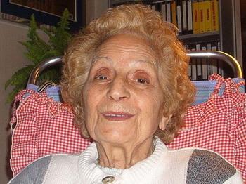 Антониетта ди Фратта, 89 лет, мать 5 детей. Фото: Великая Эпоха