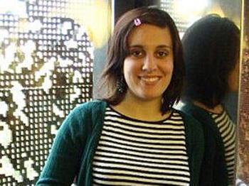 Ана Санчес Лазаро, 25 лет, студентка. Фото: Великая Эпоха