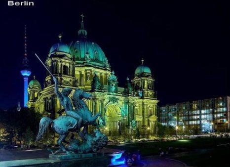 Берлин, Германия. Фото с secretchina.com