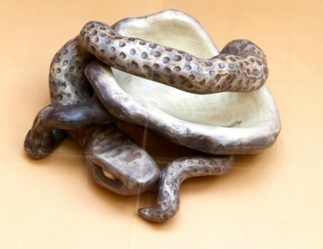 Змейка. Фото предоставленно музеем