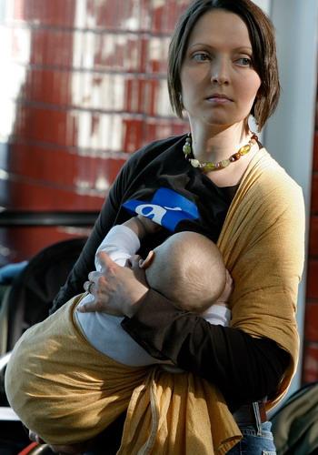 Неделя грудного вскармливания проходит в 120 странах мира. Фото: Mark Wilson/Getty Images