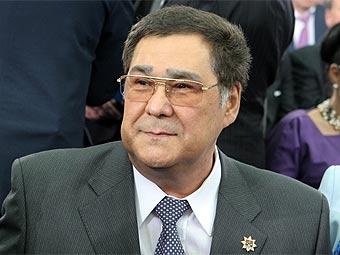 Аман Тулеев. Фото Александра Котомина,