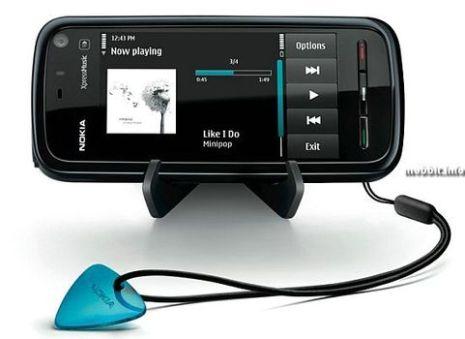 Nokia 5800 XpressMusic. Фото с сайта mobbit.info