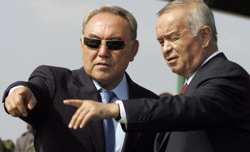 Ташкент выступает против размещения новой российской военной базы на юге Киргизии. Фото: MAXIM MARMUR/AFP/Getty Images