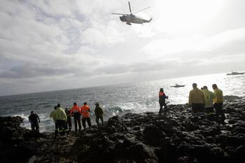 В кораблекрушении в Полинезии утонули 60 человек. Фото:DESIREE MARTIN/AFP/Getty Images