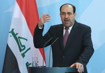 Премьер-министр Ирака Ноури Ал-Малик. Фото: Andreas Rentz/Getty Images