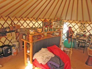 Все удобства без четырех стен! Фото любезно предоставлено jaiatipis.com
