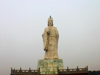 Глава сунских реформаторов первой волны и поэт Фань Чжуньянь