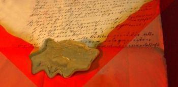 Письмо было запечатано. культура Китая, китайская культура, история Китая. Фото с сайта Великая Эпоха (The Epoch Times)