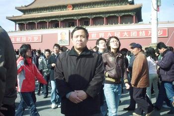 Пекинский правозащитник Ли Цзиньбин. Фото с epochtimes.com