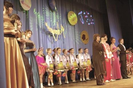 Открытие VI Международного молодежного открытого конкурса