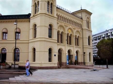 Музей Нобелевских лауреатов в Осло. Фото: Ирина Рудская/ The Epoch Times