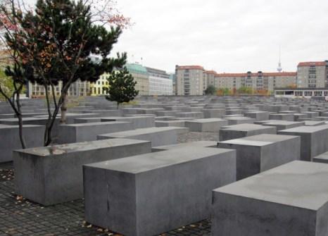 Мемореал жертвам Холокоста (англ. Holocaust Memorial). Фото: Ирина Лаврентьева/Великая Эпоха