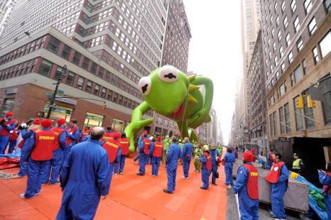 День благодарения в США. Фото: Michael Loccisano/Getty Images