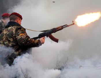 Михаилу Калашникову, конструктору АК , исполнилось 90 лет. Фото: VIKTOR DRACHEV/AFP/Getty Images