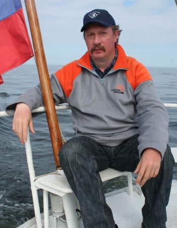Юрий Шевчук, руководитель регионального отделения Международного Зеленого Креста. Фото предоставлено пресс-службой