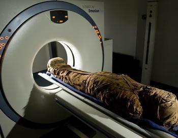 С помощью рентгенографическое исследования сделано великое открытие