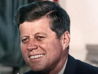 Джон Кеннеди. Фото с whitehouse.gov