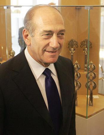 Израильский премьер Эхуд. Фото:  YOAV LEMMER/AFP/Getty Images