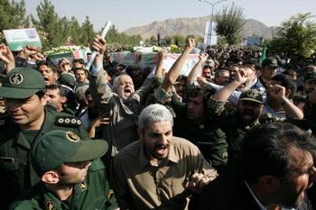 Свобода выражения мнений и права человека в Иране вне закона. Фото: BEHROUZ MEHRI/AFP/Getty Images
