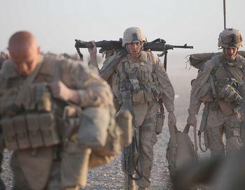 Британцы выступают за вывод своих войск из Афганистана . Фото: Joe Raedle/Getty Images