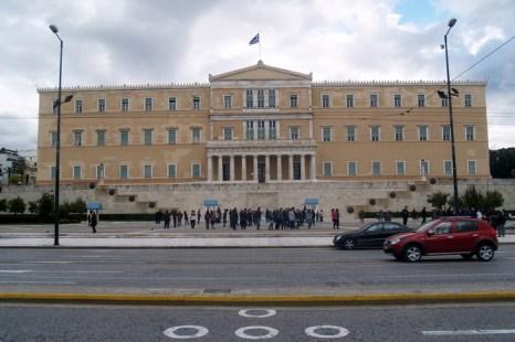 В Греции уволят 15 000 государственных служащих. Фото с сайта flickr.com