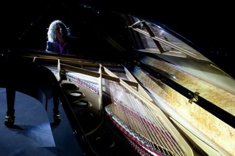 Итальянский пианист Маурицио Мастрини. Фото предоставлено менеджером Маурицио Мастрини