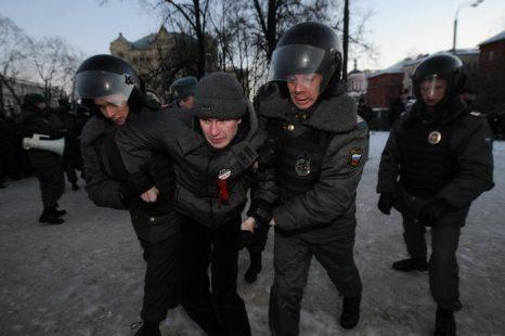 Фото: ANDREY SMIRNOV/AFP/Getty Images