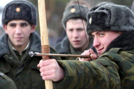 Фото: KIRILL KUDRJAVTSEV/AFP/Getty Images