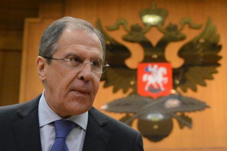 Сергей Лавров. Фото: KIRILL KUDRYAVTSEV/AFP/Getty Images