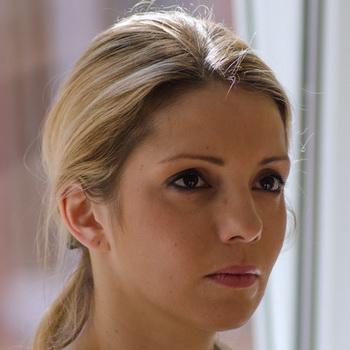 Дочь экс-премьера Украины Юлии Тимошенко Евгения. Фото РИА Новости