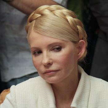 Юлия Тимошенко. Фото РИА Новости