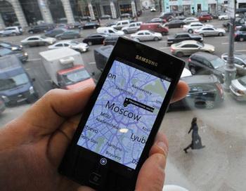 Смартфон. Фото РИА Новости