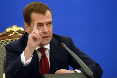 Дмитрий Медведев. Фото: Владимир Бородин/Великая Эпоха (The Epoch Times)