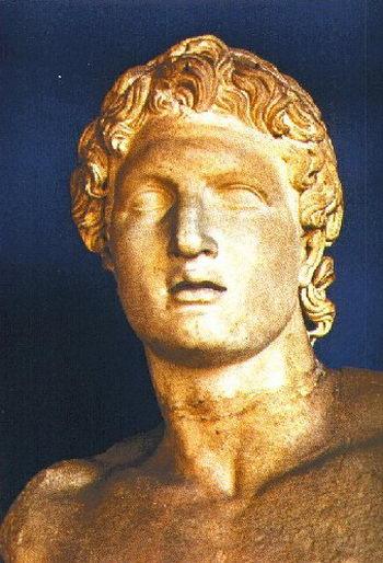 Александр Македонский, античная скульптура. Фото:   igr.net