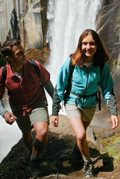 Водопады привлекают наше внимание, частично, потому, что мы слышим их намного раньше, чем видим. Фото: Jupiterimages
