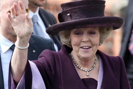 Королева Нидерландов Беатрикс отрекается от престола. Фото: Adam Berry/Getty Images
