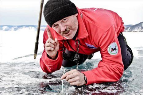 Мартини со льдом. Фото предоставлено компанией «Байкал Трофи»