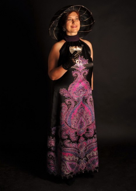 Марина Верналис. Фото: фотохудожник Мария Ермакова