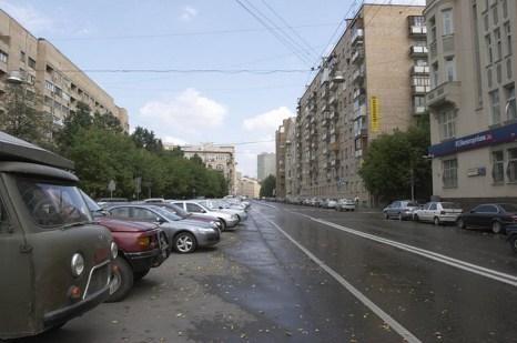 Старинная улица Плющиха. Фото с сайта commons.wikimedia.org