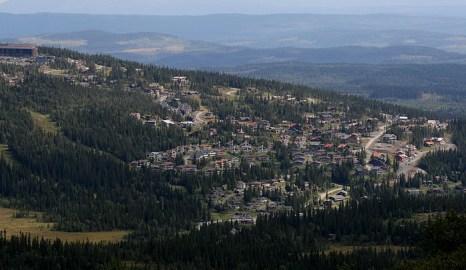 Оре — горнолыжный курорт в северо-западной части Швеции, самый крупный в Скандинавии. Фото: Skistar/commons.wikimedia.org