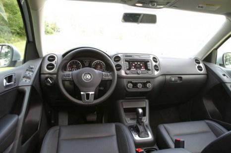 Volkswagen Tiguan S 2013. Фото: Volkswagen