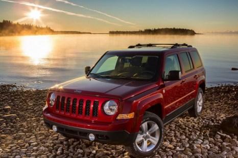 Jeep Patriot 2014: маленький кроссовер в стиле Jeep